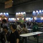 '13 食博覧会全景
