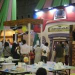 '13 食博覧会食育レストラン