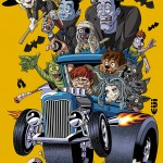 HotRod Monsters