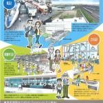京都鉄道博物館様 チラシ用イラスト